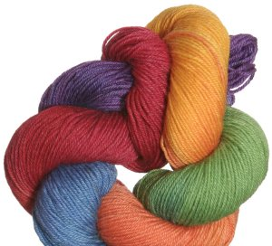 Lorna's Laces Shepherd Sock (50g) Yarn - Rainbow