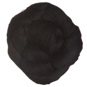 Cascade Alpaca Lace Yarn - 1406 Black