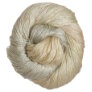 Hand Maiden Swiss Mountain Sea Silk Yarn - Ivory