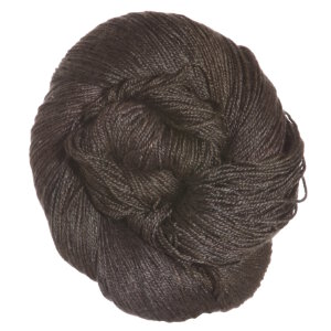 Hand Maiden Sea Silk Yarn - Ebony