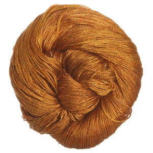 Hand Maiden Sea Silk Yarn - Pumpkin