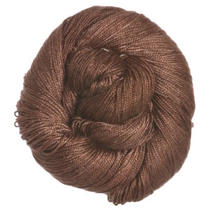 Hand Maiden Sea Silk Yarn - Chocolate
