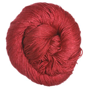 Hand Maiden Sea Silk Yarn - Berry