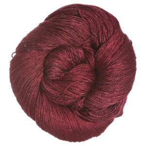 Hand Maiden Sea Silk Yarn - Wine
