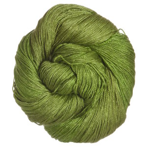 Hand Maiden Sea Silk Yarn - Moss
