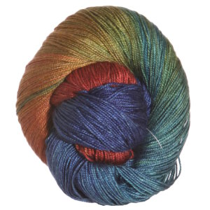 Hand Maiden Sea Silk Yarn - Masala
