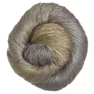 Hand Maiden Sea Silk Yarn - Pewter