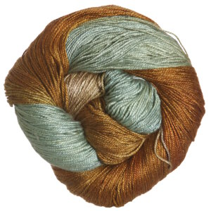 Hand Maiden Sea Silk Yarn - Bronze