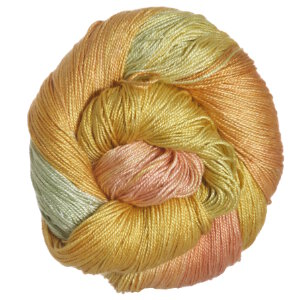 Hand Maiden Sea Silk Yarn - Safari