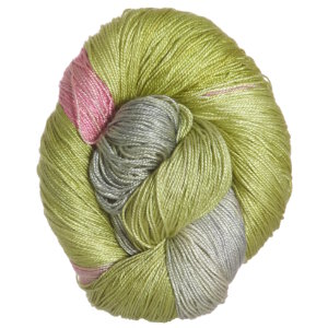 Hand Maiden Sea Silk Yarn - Lily Pond