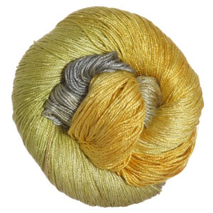 Hand Maiden Sea Silk Yarn - Dandelion