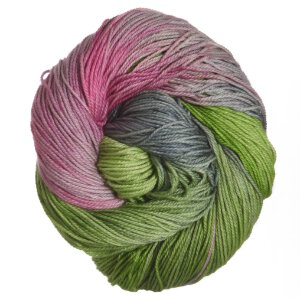 Hand Maiden Casbah Yarn - Lily Pond