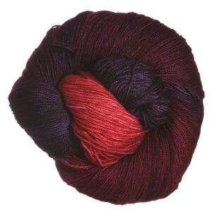 Hand Maiden Casbah Yarn - Blackberry