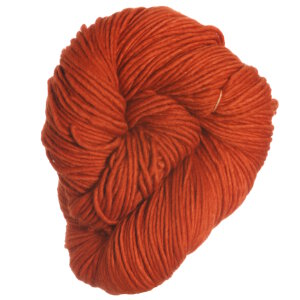 Malabrigo Worsted Merino Yarn - 016 - Glazed Carrot