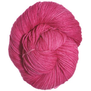 Malabrigo Worsted Merino Yarn - 184 Shocking Pink