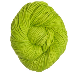 Malabrigo Worsted Merino Yarn - 011 - Apple Green