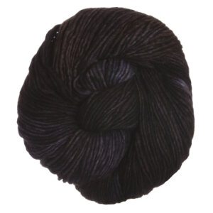 Malabrigo Worsted Merino Yarn - 179 - Black Forest