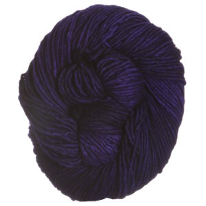 Malabrigo Worsted Merino Yarn - 030 - Purple Mystery