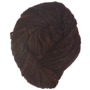 Malabrigo Worsted Merino Yarn - 181 Marron Oscuro
