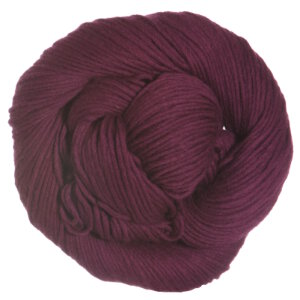 Blue Sky Fibers Skinny Cotton Yarn - 318 Blackberry