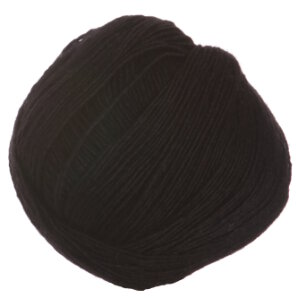 Crystal Palace Mini Solid Yarn - 1198 Jet Black