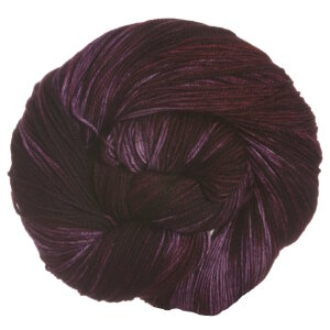Malabrigo Sock Yarn - 204 Velvet Grapes