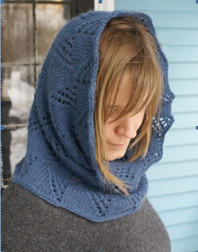 Classic Elite Fresco Basket Whip Cowl Kit - Scarf and Shawls