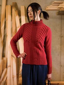 Berroco Ultra Alpaca Light Curie Kit - Women's Pullovers