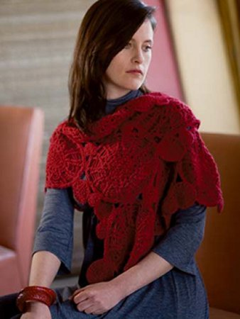 Berroco Ultra Alpaca Light Astrid Kit - Scarf and Shawls