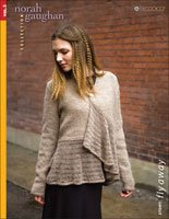 Norah Gaughan Pattern Books - Vol. 05 - Fly Away/Bright Women