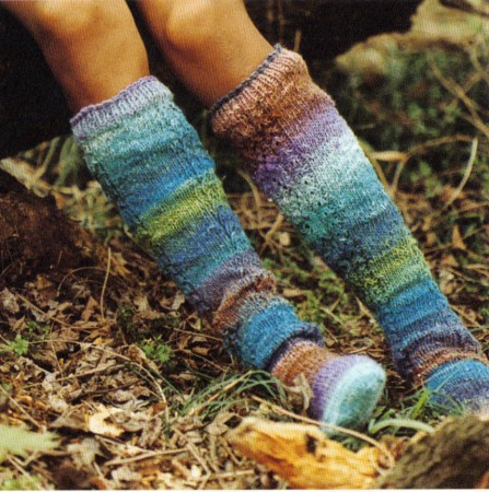 Noro Silk Garden Sock Socks Kit - Socks
