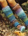 Noro Silk Garden Sock Socks Kit