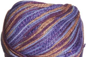 Crystal Palace Panda Silk DK Yarn - 8115 Purple Dawn