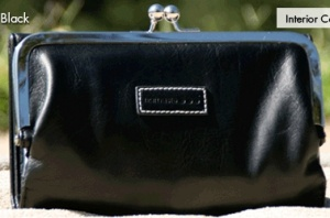 Namaste Mini Clutch - Black
