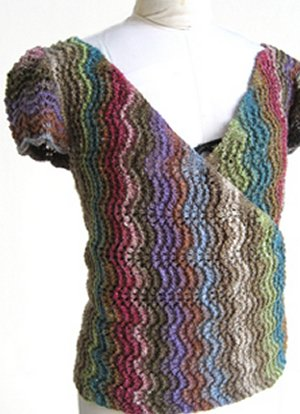 KnitWhits Patterns - Shalimar Pattern