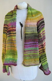 KnitWhits Patterns - Edie Pattern