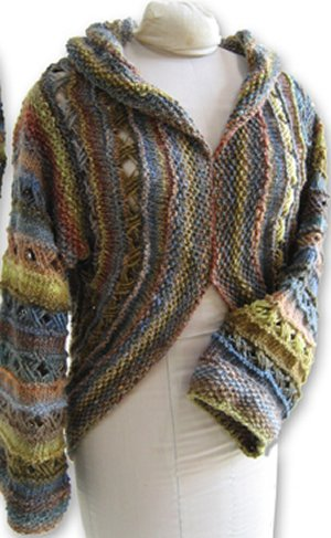 KnitWhits Patterns - Ophelia Pattern