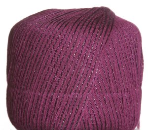 Muench String of Pearls (Full Bags) Yarn - 4019 Eggplant