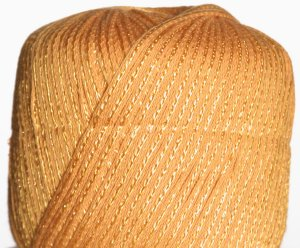 Muench String of Pearls (Full Bags) Yarn - 4013 Mango