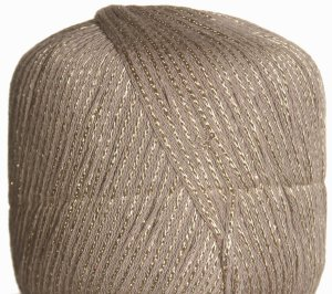 Muench String of Pearls (Full Bags) Yarn - 4003 Khaki