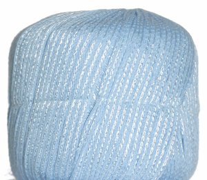 Muench String of Pearls (Full Bags) Yarn - 4007 Light Blue