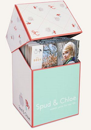 Spud & Chloe Pattern Box