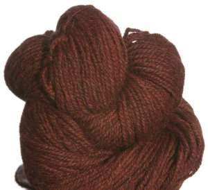 Berroco Ultra Alpaca Light Yarn - 4280 Mahogany Mix