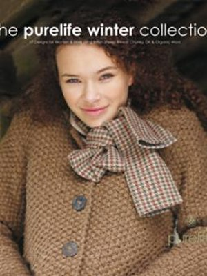 Rowan Pattern Books - The Purelife Winter Collection