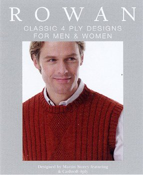 RYC Classic Collection - RYC34 - Classic 4 ply Designs for Men & Women