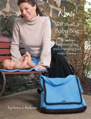 Noni Patterns - zNot Just a Baby Bag Pattern