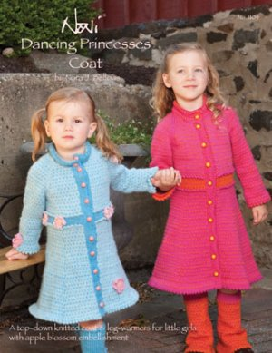 Noni Patterns - Dancing Princess Coat Pattern