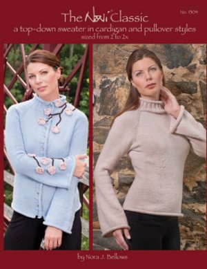 Noni Patterns - Classic Noni Sweater Pattern