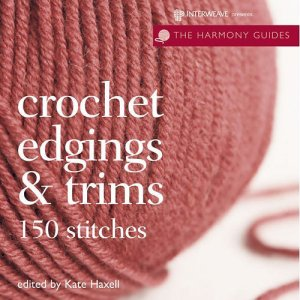 Harmony Guide - Crochet Edgings and Trims