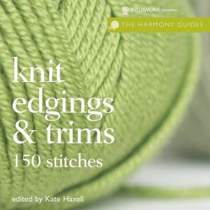 Harmony Guide - Knit Edgings and Trims